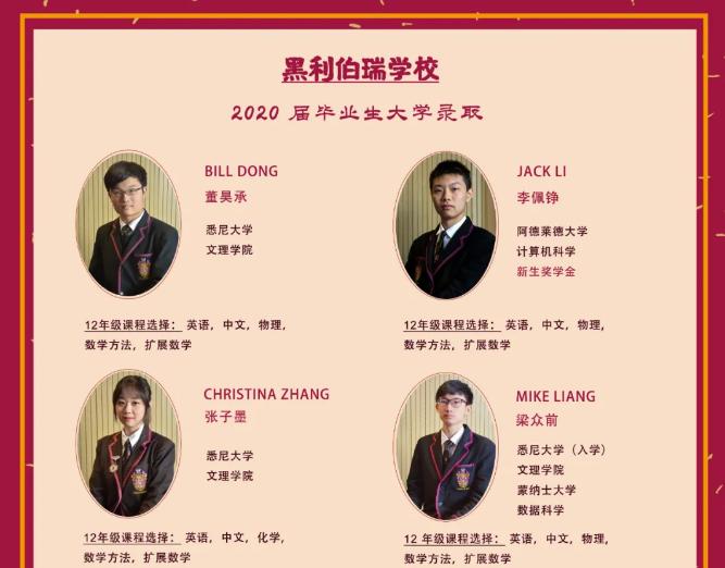 【2020届毕业生喜报合集】耕耘有矢志,桃李待日开(图10)