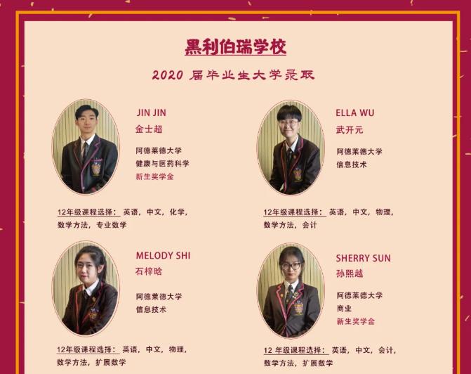 【2020届毕业生喜报合集】耕耘有矢志,桃李待日开(图14)